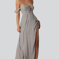 Bare To Know Maxi Romper