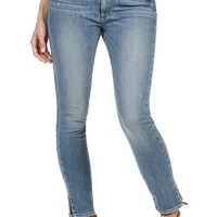 PAIGE Hoxton High Rise Skinny Jeans (Beachwood) | Nordstrom