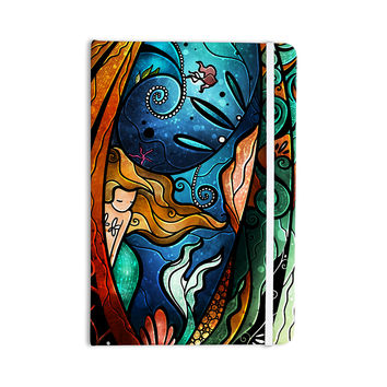 "Mandie Manzano ""Fathoms Below Mermaid"" Everything Notebook"