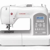 SINGER 8770 Curvy 225-Stitch Computerized Sewing Machine