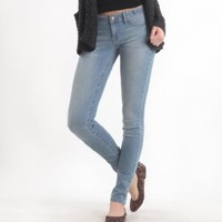 Bullhead Black The 55 Denim Legging Clean Light Jeans - PacSun.com
