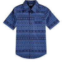 Boys Tribal Print Shirt (Kids)