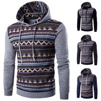 Hoodies Winter Men Casual Hats Men's Fashion Jacket [10669395075]