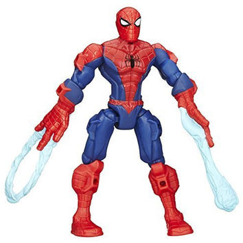 Marvel Super Hero Mashers Spider-Man Figure by Hasbro