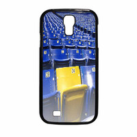 Lively And Attractive Girl Samsung Galaxy S4 Case