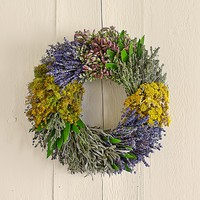 Culinary Wheel Wreath