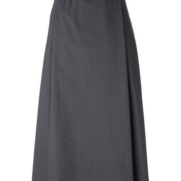 DCCKIN3 MM6 By Maison Martin Margiela full skirt with elasticated belt