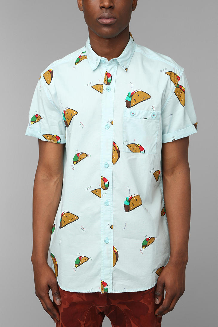 Shirts for all my friends the taco from urban outfitters for Dos equis t shirt urban outfitters