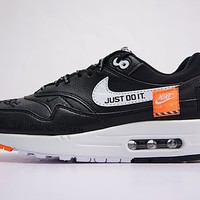 """Just do it "" Nike Air Max 1 917691-002 Sneaker Shoe"