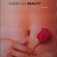 AMERICAN BEAUTY MOVIE POSTER 2 Sided ORIGINAL 27x40 KEVIN SPACEY SAM MENDES