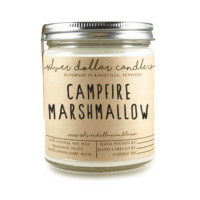 Campfire Marshmallow - 8oz Soy Candle