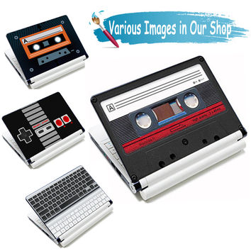 """Laptop skin 15.6 decal trackpad vinyl laptop sticker  notebook cover in  13.3"""" 14"""" 15"""" 15.6"""" for HP/DELL/ACER/ASUS"""