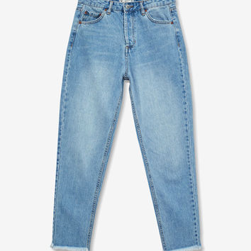 Mom fit jeans - Best sellers ❤ - Clothing - Woman - PULL&BEAR Denmark