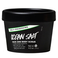Ocean Salt - Self-preserving Face and Body Scrub