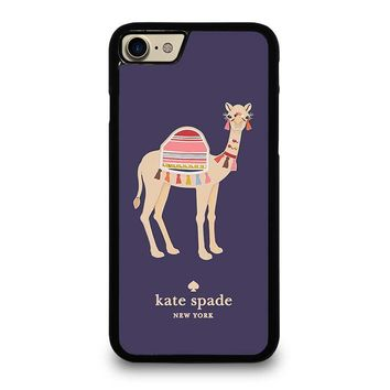 KATE SPADE APPLIQUE CAMEL Case for iPhone iPod Samsung Galaxy