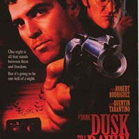 From Dusk Till Dawn Movie Poster 24x36