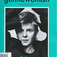 The Gentlewoman Magazine Issue #10 (Autumn/winter 2014) Robyn Cover