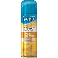 Gillette Venus with a Touch of Olay Vanilla Cashmere Shave Gel, 7 oz - Walmart.com
