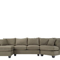 Sectional Sofas, Modular Sofa | Leather, Microfiber & Chenille Sectionals | Raymour and Flanigan Furniture