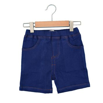 Hot sale 2016 New Summer Fashion Children Kids shorts Baby boys jeans shorts pants