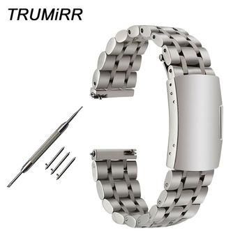 18mm 20mm 22mm Quick Release Stainless Steel Watchband for Seiko Citizen Casio Hamilton Certina Watch Band Wrist Strap Bracelet