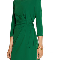 Diane von Furstenberg Zoe stretch-jersey dress – 50% at THE OUTNET.COM