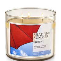 SUNTAN3-Wick Candles