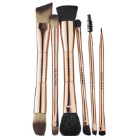 Sephora: SEPHORA COLLECTION : Double Time Double Ended Brush Set : brush-sets-makeup-brushes-applicators-makeup