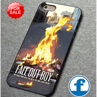 fall out boy (2)  for iphone, ipod, samsung galaxy, HTC and Nexus PHONE CASE