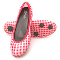 Gingham/Hibiscus -Available 3.15
