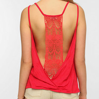 Staring At Stars Low Crochet-Back Cami