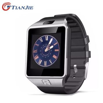 SmartWatch DZ09 Smart Watch With Camera  Bluetooth Pedometer Answer Call Men Women Montre Connecter Smart Watches For Android