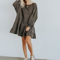 I Got Sunshine Sweatshirt Dress