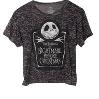 Nightmare Before Christmas Jack Tee