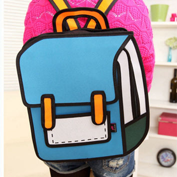 Funny Novelty Backpack