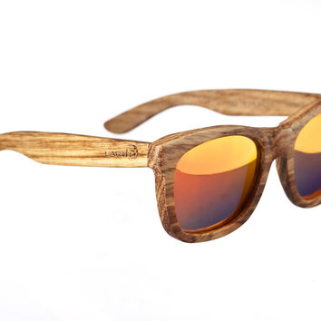 Earth Wood Sunglasses Panama 083rm