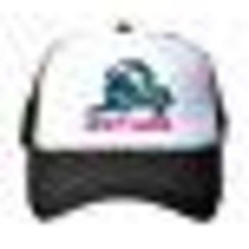 ESBIX5 Jeep Girl Children's Fashion Style Adjustable Baseball Caps