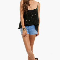 Do's and Dots Tank Top $26 (on sale from $38)