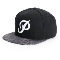 Primitive Good For Life Classic P Snapback Hat