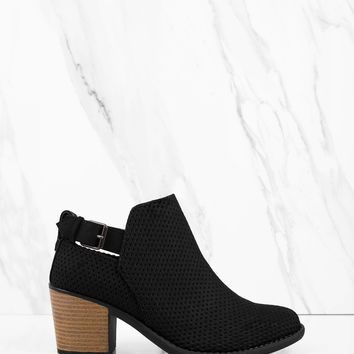 All The Reasons Ankle Bootie