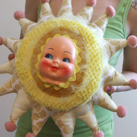 Sunshine Dolly - Art Plush