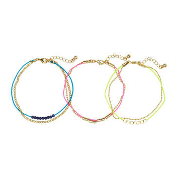 3-pack Bracelets - from H&M