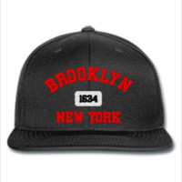 BROOKLYN NEW YORK - Snapback Hat