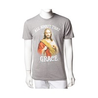 Mens All About That Grace Tee