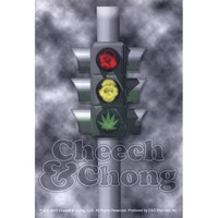 Cheech & Chong Sticker