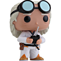 Funko Pop! Back to the Future Dr. Emmett Brown