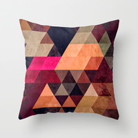 pyt Throw Pillow by Spires