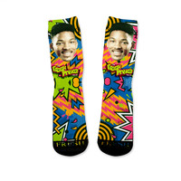 Fresh Prince Custom Fresh Socks Version 1