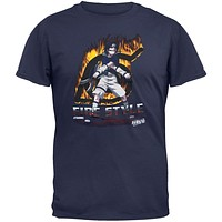 Naruto - Fire Style Adult T-Shirt