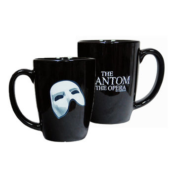 Phantom of the Opera the Broadway Musical - Magic Mask Logo Coffee Mug